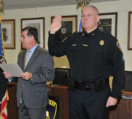 Four Stamford police officers resign in wake of extra-duty scandal