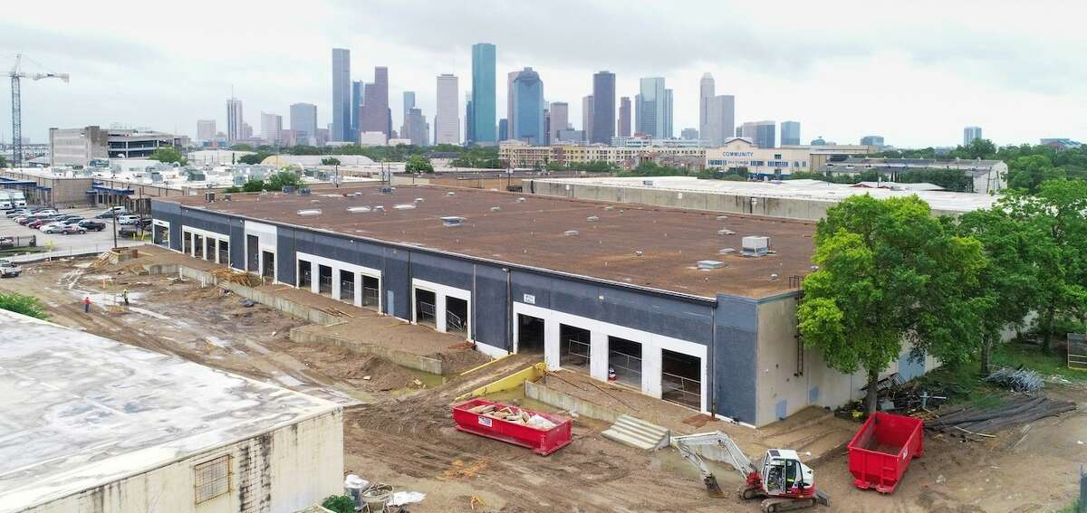 Several new tenants have signed leases for a repurposed warehouse in First Ward's Sawyer Yards.