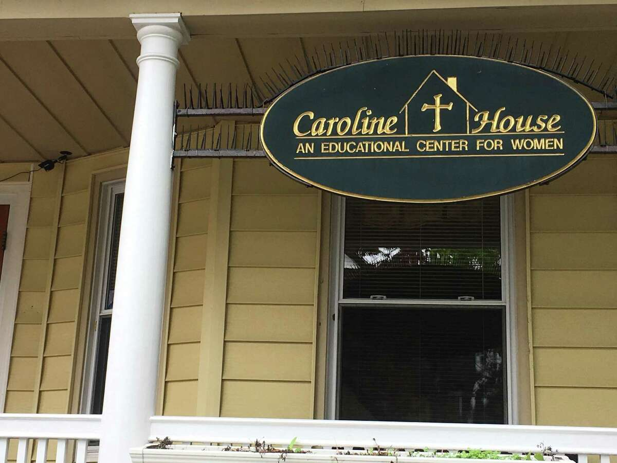 Caroline House, a mission run since 1995 by the School Sisters of Notre Dame.