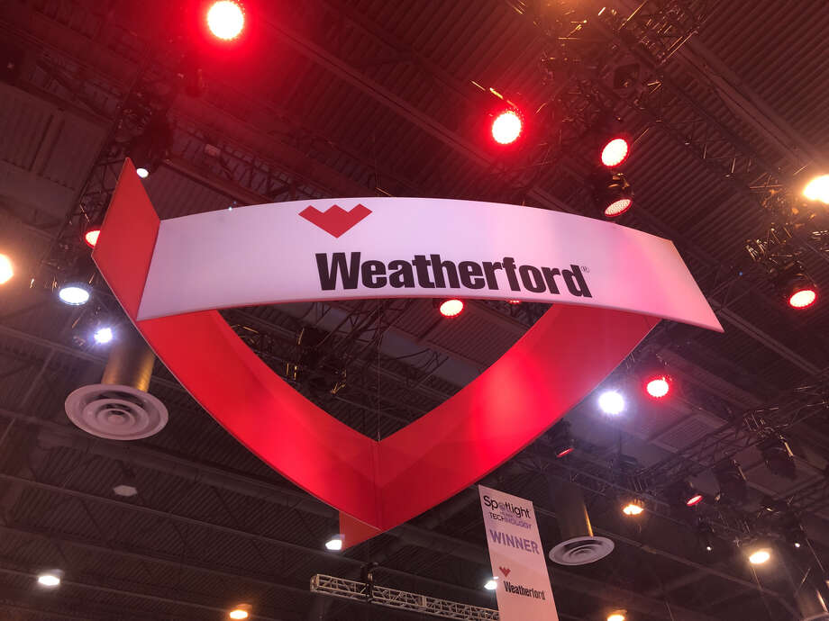 Struggling oilfield service company Weatherford International is due back in a Houston bankruptcy court on Wednesday afternoon where a judge will review the company's proposed reorganization plan.  Photo: Sergio Chapa / Houston Chroincle