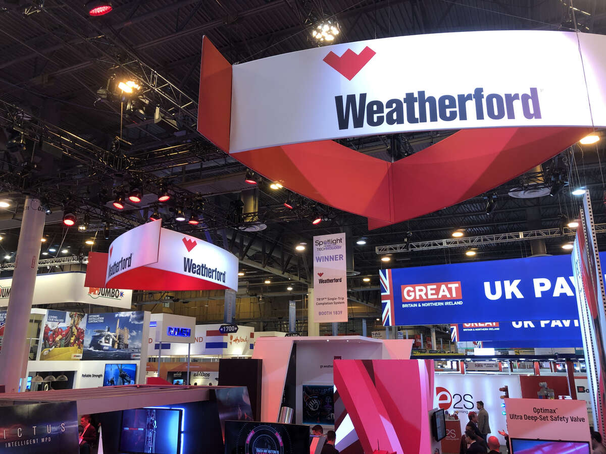 Saudi Aramco has awarded a five-year equipment contract to struggling oilfield service company Weatherford International.