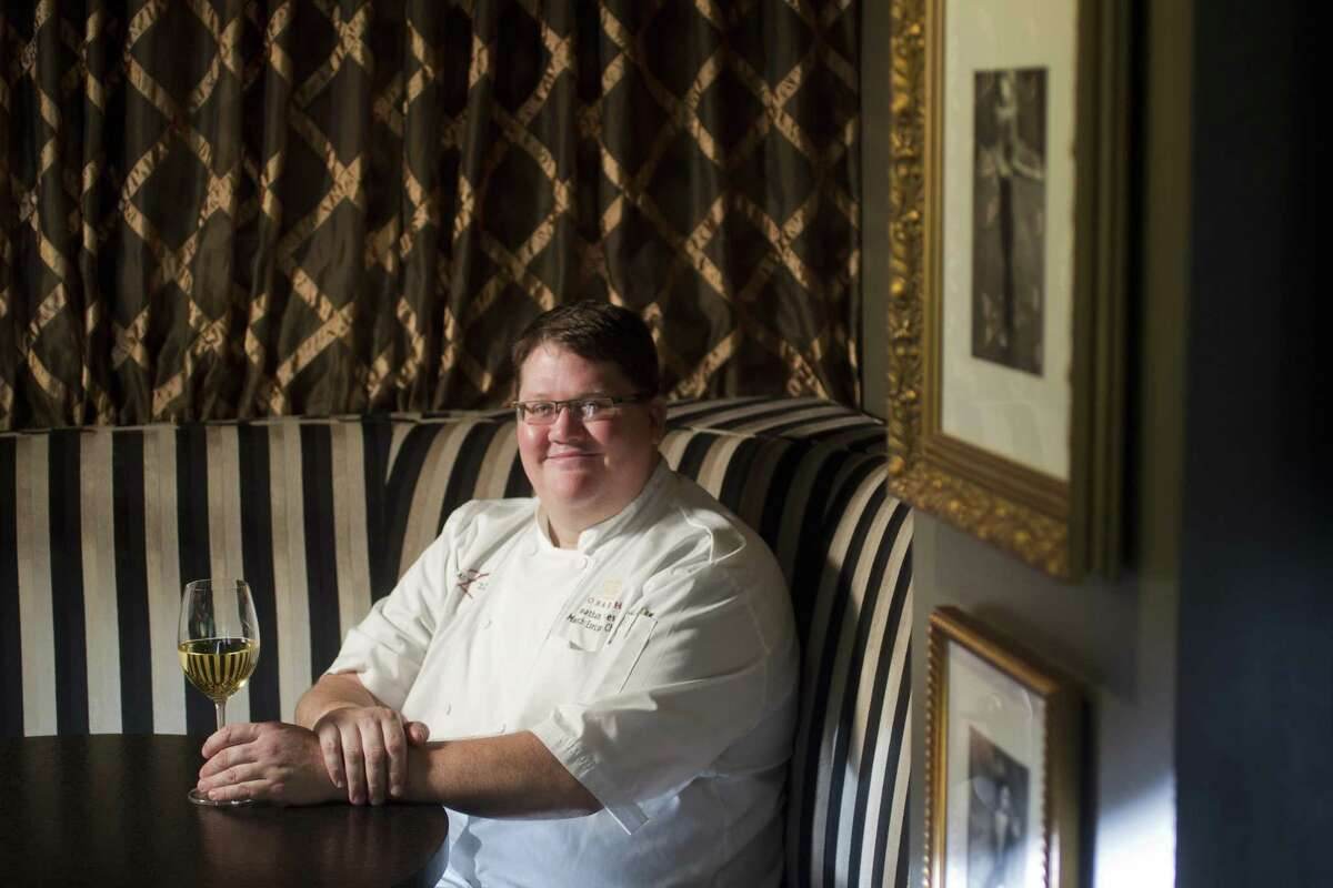 Before: Chef Jonathan Jones says his lifestyle was destroying his health.