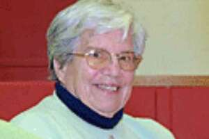 Edna Fraser, a former centerfielder for the Raybestos Brakettes, former Foran High School athletic director and the woman for whom the Foran High School gym is named, died May 3 at the age of 85.