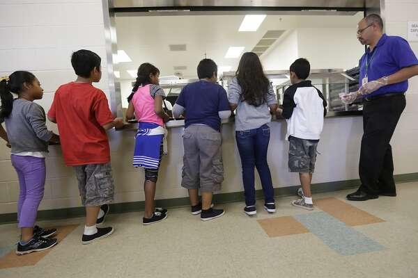 Immigrant children in US custody soaring back toward record