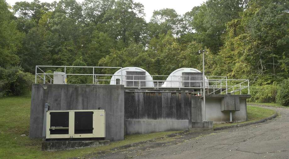 The Ridgefield Route 7/35 Wastewater Treatment Facility. Friday, October 5, 2018, in Ridgefield, Conn. Photo: H John Voorhees III / Hearst Connecticut Media / The News-Times