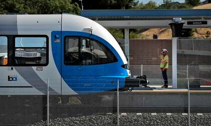 BART delays not caused by PG&E shut-offs, transit agency says