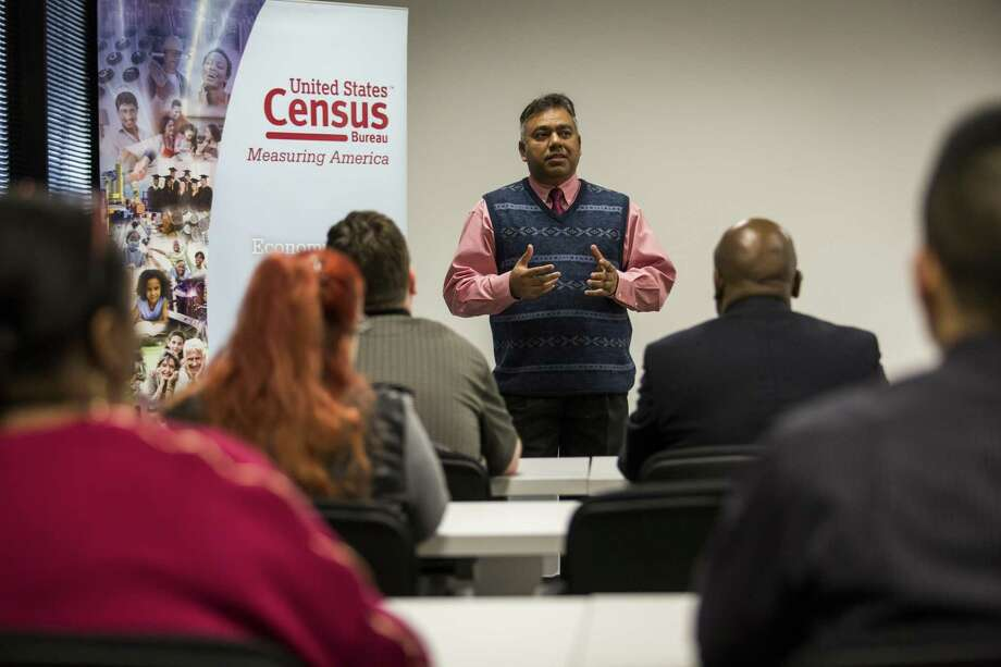 Houston and Harris County officials fprepare for Census 2020 by creating  a coalition of more than 50 city and county organizations to ensure a complete count. But without ways to guarantee personal information is secure, a reader says, questions won't be answered. Photo: U.S. Census Bureau / Scott Dalton