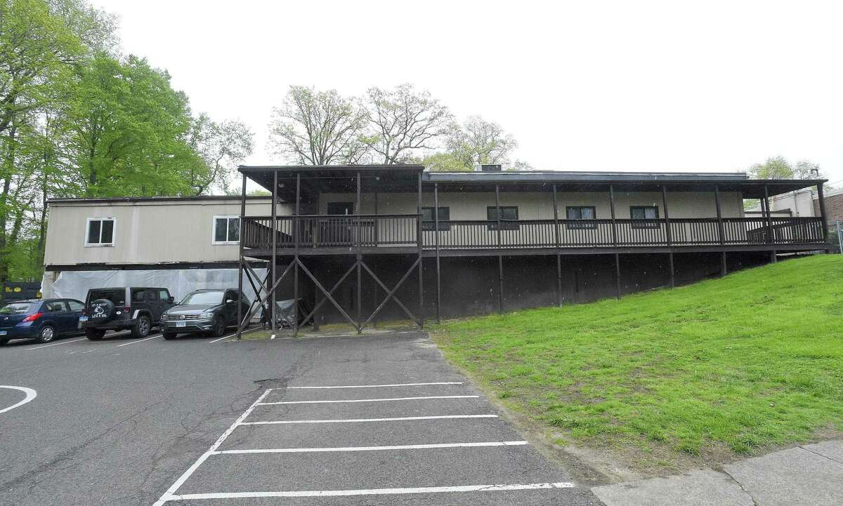 Newfield Elementary School had to vacate six of its portable classrooms in October 2018, due to issues with mold.