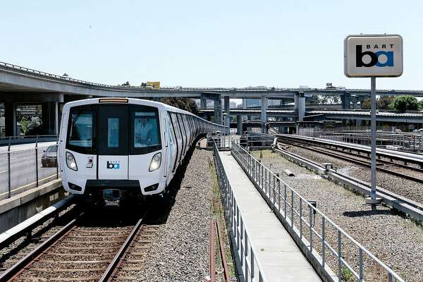BART slows rollout of new trains as it contends with more repairs than expected