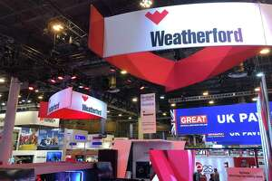 Weatherford International expects to file for Chapter 11 bankruptcy on Monday.