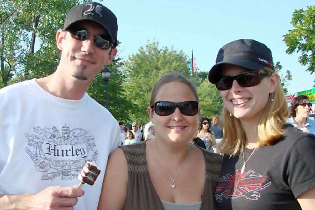 Were you seen at 2009 Alive at Five Irish Night?