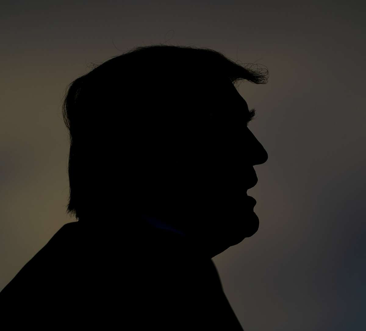 President Donald Trump during a campaign rally at Aaron Bessant Amphitheater in Panama City Beach, Fla., May 8, 2019. The president seems eager to force the hand of Democrats who are investigating him as if they were conducting an impeachment inquiry without actually calling it that. (Doug Mills/The New York Times)