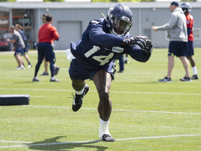 2. WIDE RECEIVER D.K. METCALF (DRAFT) Second-round pick D.K. Metcalf is the big-bodied receiving talent that Seattle has craved for years. His athleticism, downhill speed and better-than-anticipated route running ability opened eyes during the offseason program. His football IQ has the Seahawks giddy. Both coach Pete Carroll and quarterback Russell Wilson raved about the rookie receiver. But we'll have to wait and see if the way he practices translates to games. With Doug Baldwin gone, Seattle needs Metcalf to live up to the hype right away.