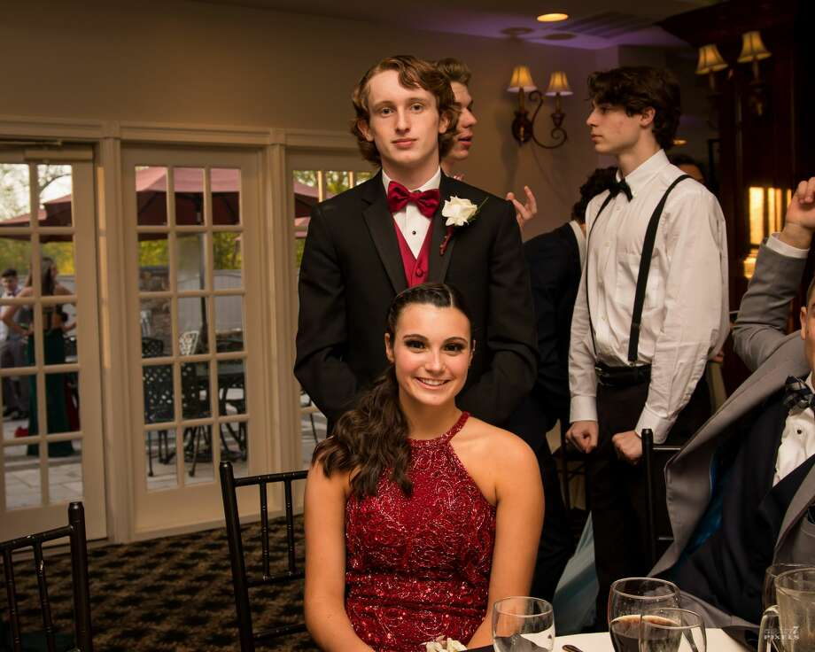North Branford High School held its prom at Woodwinds in Branford on May 10, 2019. Were you SEEN? Photo: Shaleah Williams - Eighty7Pixels