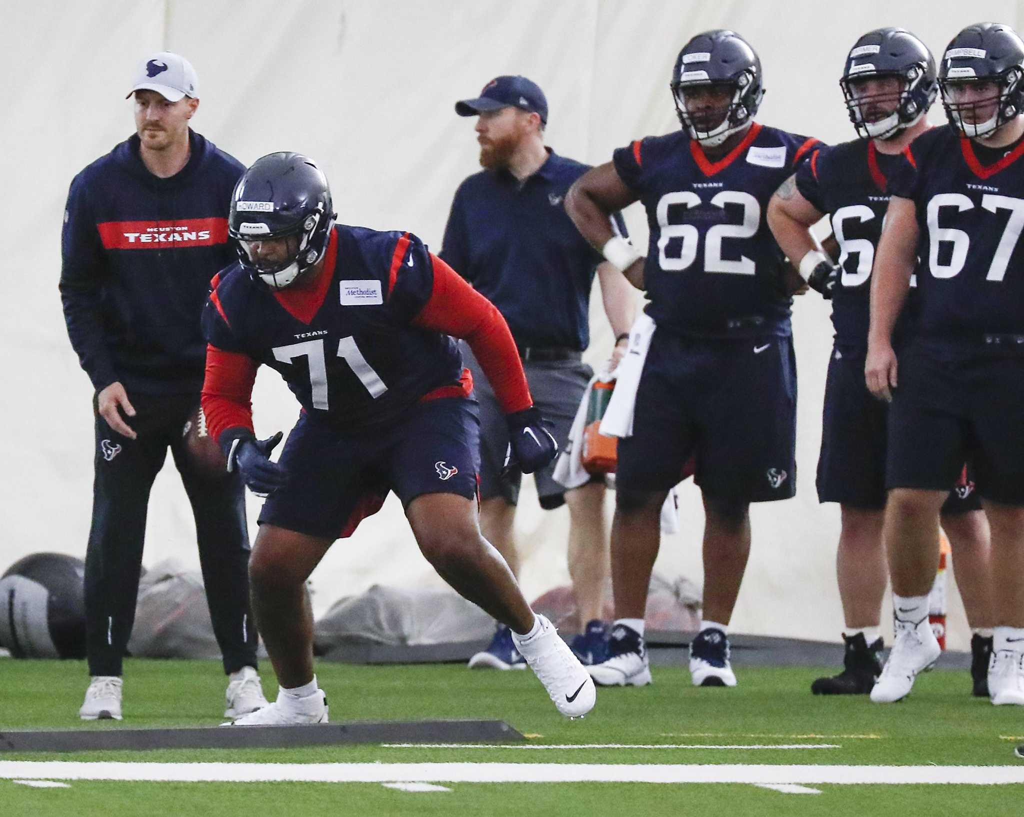 Listen: On possible NFL changes, Texans' offseason program