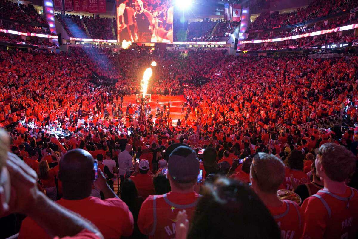 Rockets fans will have to wait until this fall to see their team again at Toyota Center after another playoff loss to the Warriors.