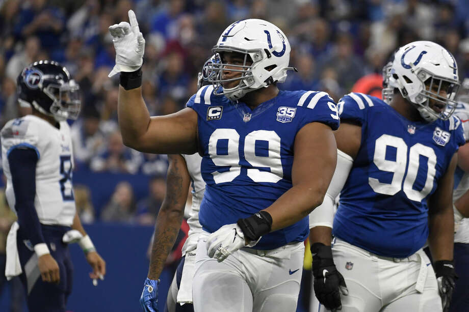 Veteran DT Al Woods has agreed to terms to join the Seattle Seahawks, according to his agency.  Photo: Bobby Ellis/Getty Images