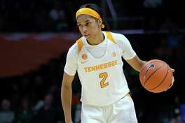 Evina Westbrook, who transferred to UConn from Tennessee. The NCAA has denied her waiver, so Westbrook is not eligible to play this season.