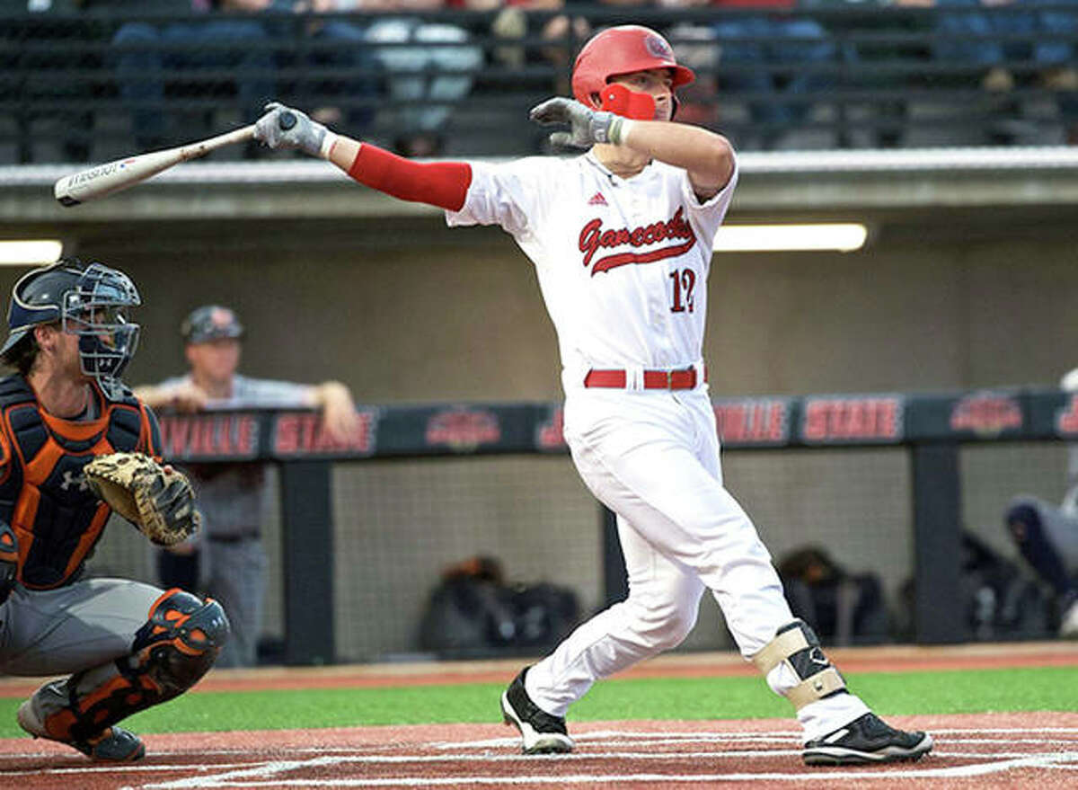 Jacksonville State's Alex Webb hit a walk-off grand slam home run Friday night, lifting his team to a 6-2 victory over SIUE.