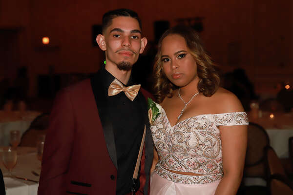 Bridgeport's Harding High School held its prom at the Omni Hotel in New Haven on May 10, 2019. Were you SEEN?