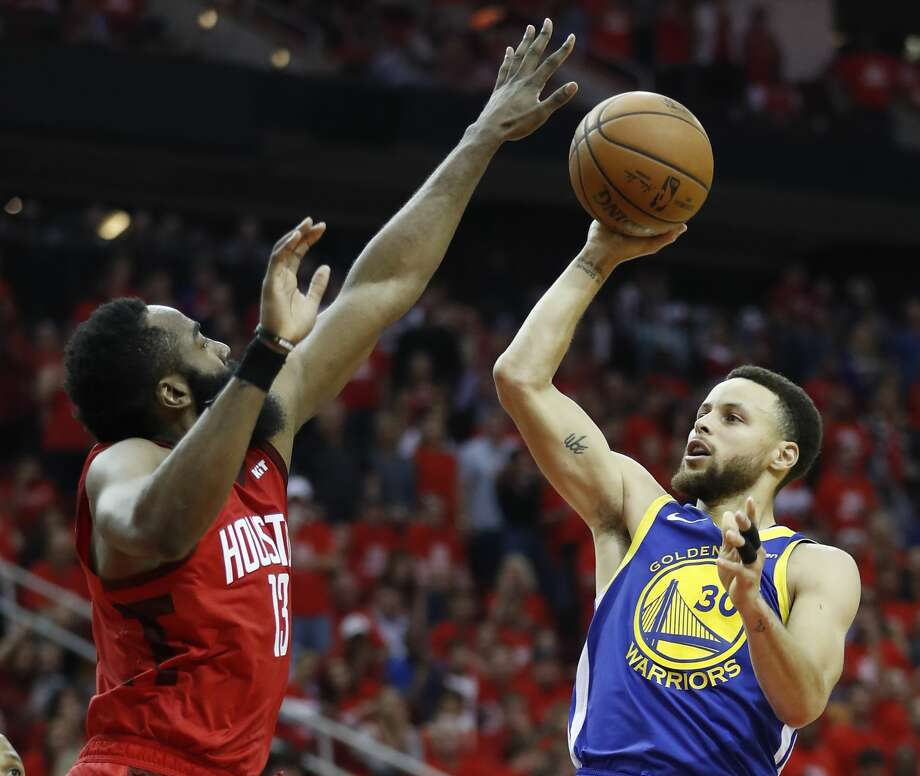 PHOTOS: Rockets vs. Warriors - Western Conference semifinals, Game 6 