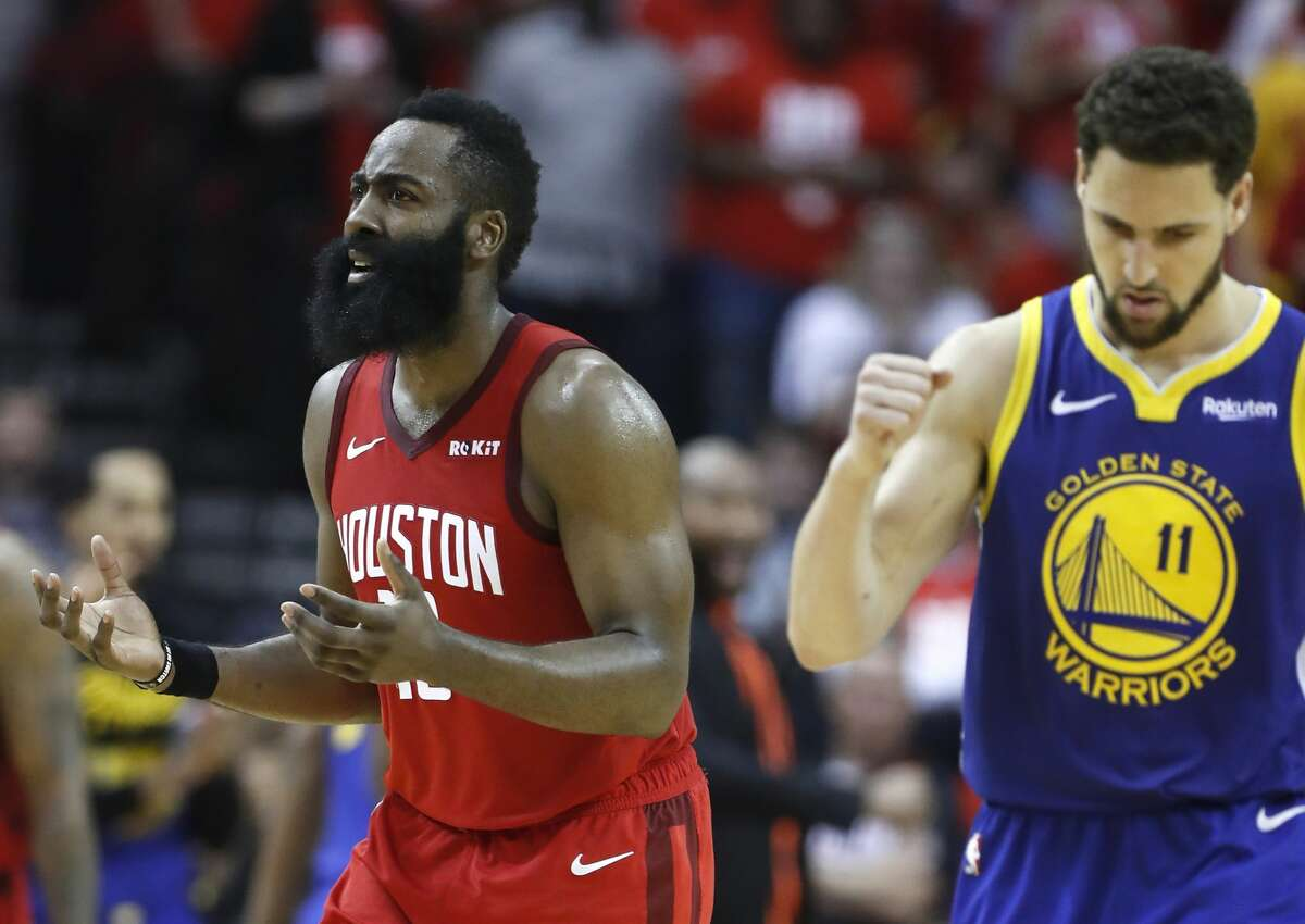 While James Harden and the Rockets are once again left to sift through a playoff failure with the rest of the Western Conference, Klay Thompson and the Warriors prepare for their annual appearance of late in the NBA Finals.