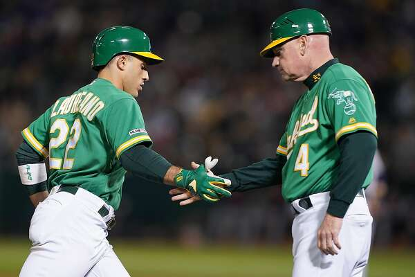 A's walk off against Indians on Matt Chapman's homer in 12th