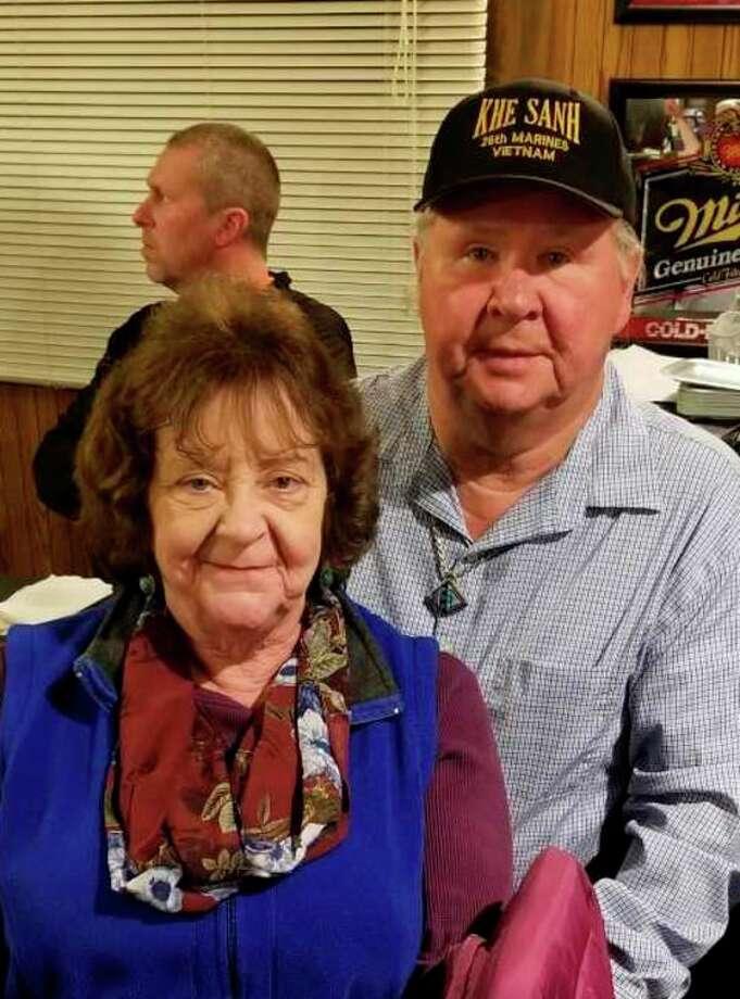 Joyce and Wayne DeVerney