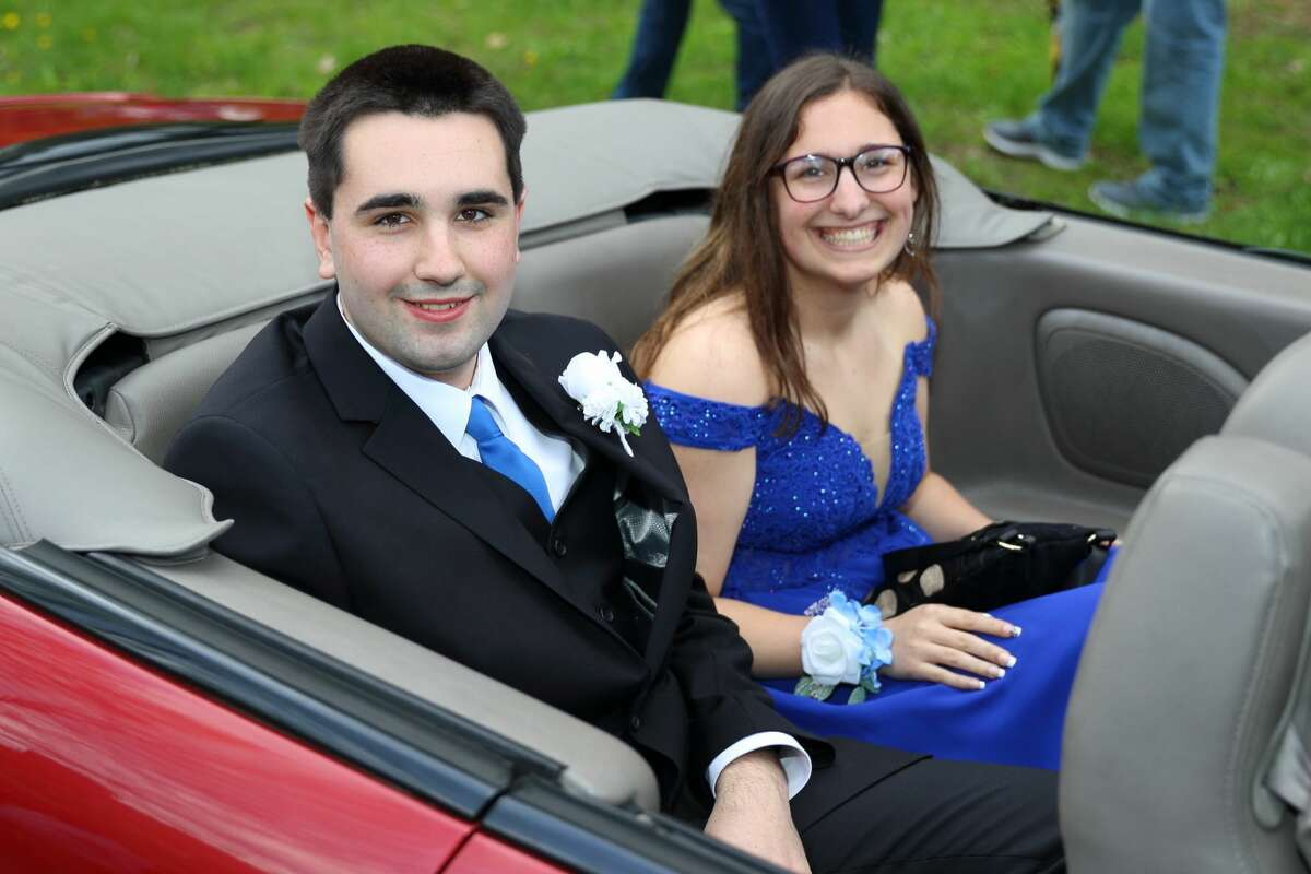 Were you Seen at the Burnt Hills-Ballston Lake Junior-Senior Prom at the Hall of Springs in Saratoga Springs on Friday, May 10, 2019?