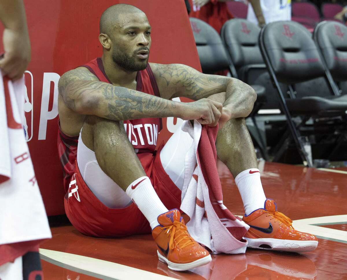 Once again, P.J. Tucker and the Rockets were left to wonder what might've been after another season ended with a home loss to the Warriors.