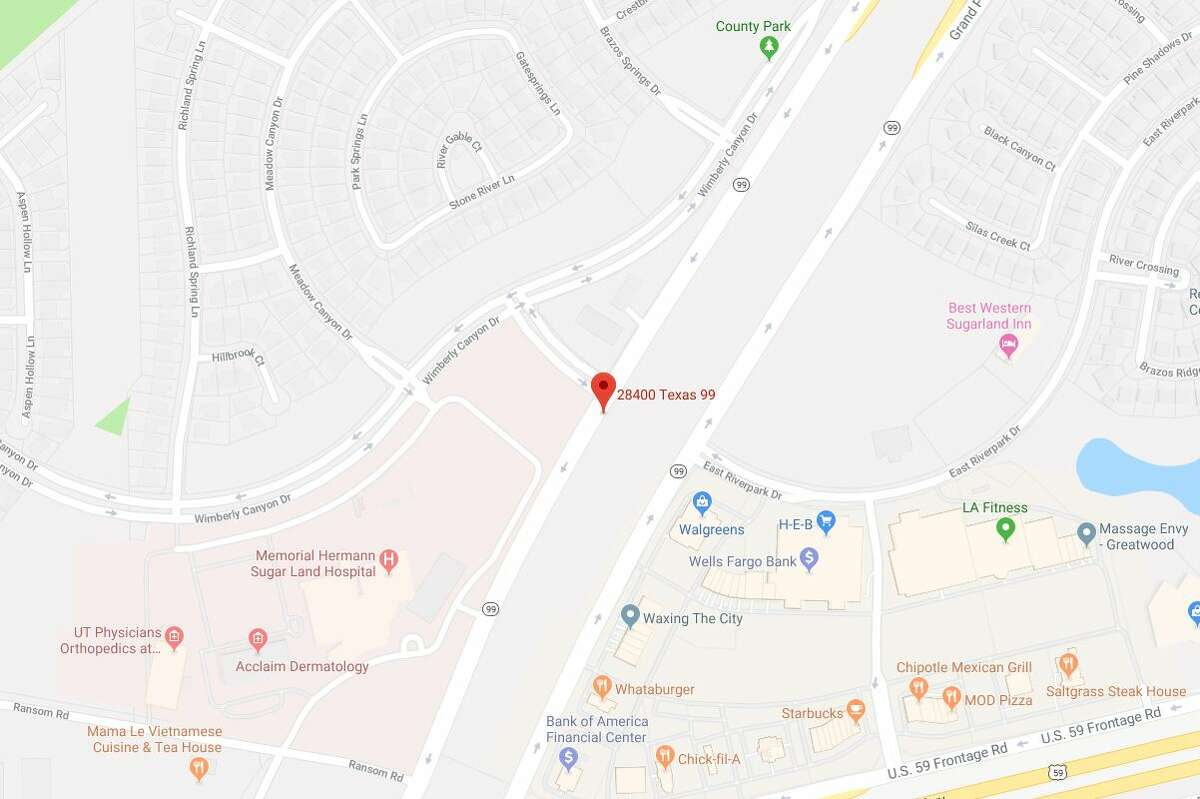 Woman killed in major crash near 28400 block of Grand Parkway.