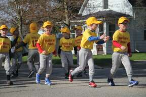 Bad Axe Little League held its opening ceremonies Saturday morning at the ball diamonds in downtown.