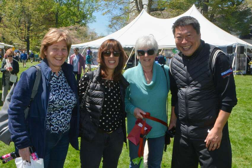 The annual Fairfield Dogwood Festival tool place on May 10-12, 2019 at Greenfield Hill Church, which has hosted the event for almost a century. Guests enjoyed family-friendly activities, local crafters and the dogwood trees in bloom. Were you SEEN?