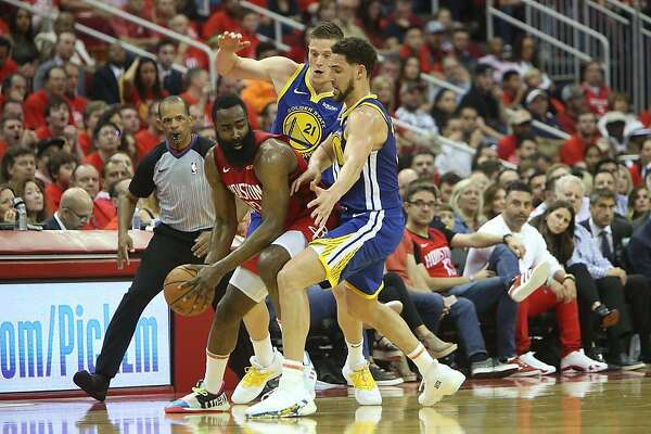 a6eb6e229f16 Is this the end of the Warriors-Rockets rivalry  - SFChronicle.com
