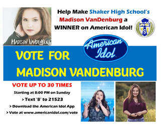 Anticipation high as Madison prepares for American Idol