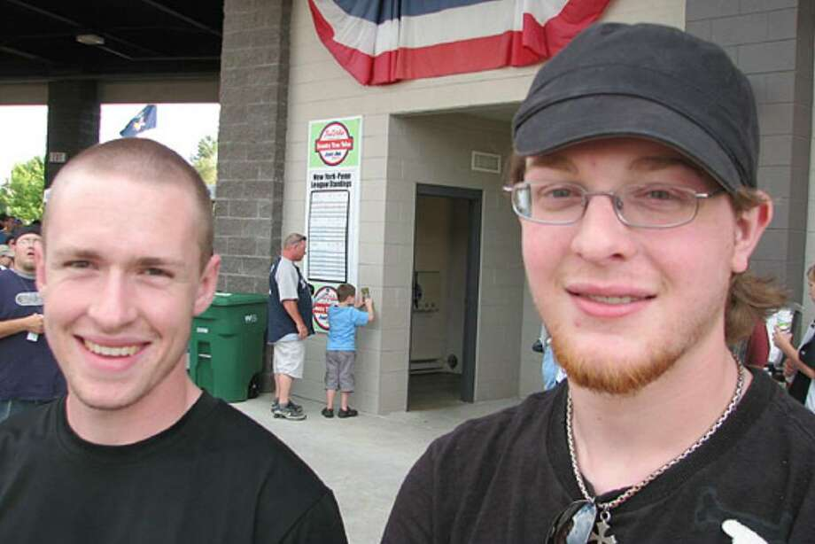 Were you seen at 2009 ValleyCats game? Photo: Kristi L. Gustafson
