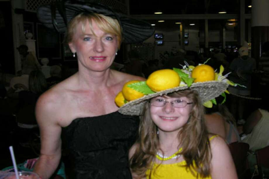 Were you seen at 2009 Saratoga Race Course Hat Day? Photo: Audrey Mangini