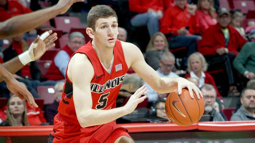 Matt Hein, who is transferring to Siena, averaged 2.5 points per game over three seasons at Illinois State. (Illinois State athletic communications)