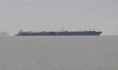 Houston Ship Channel remains closed after tanker collision