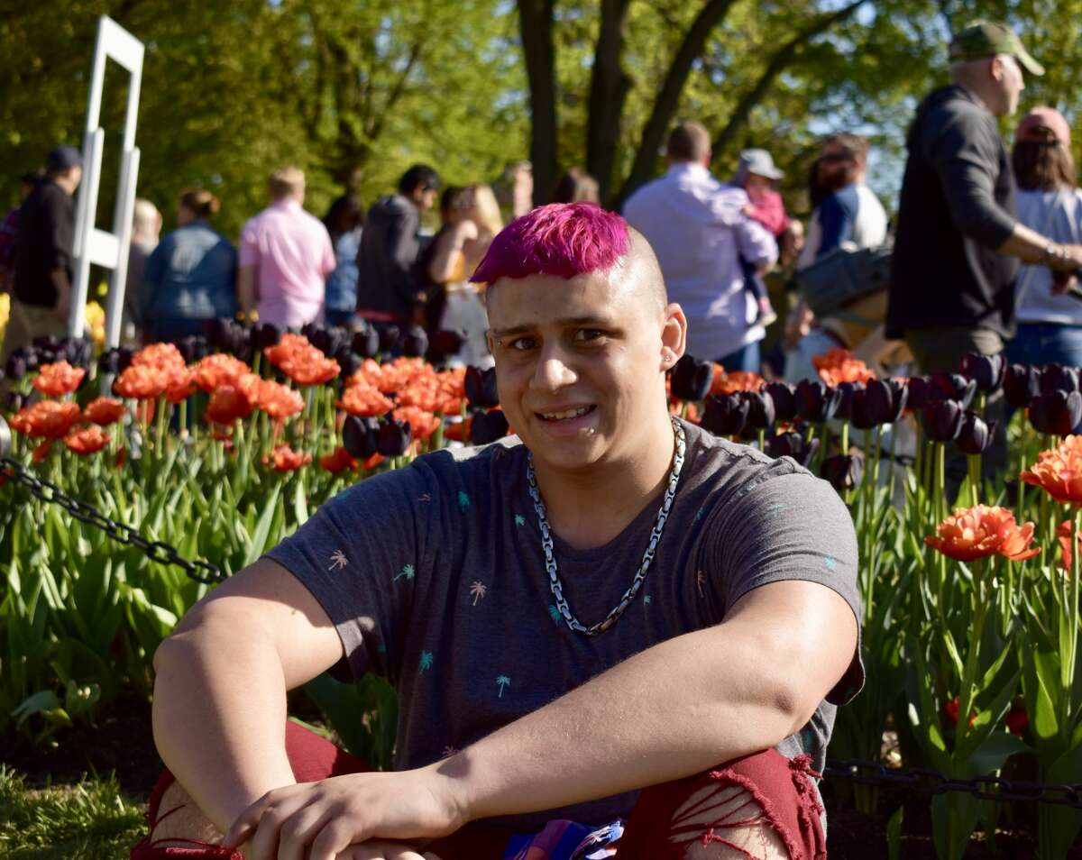 Were you Seen at the Albany Tulip Festival in Washington Park on May 11, 2019?