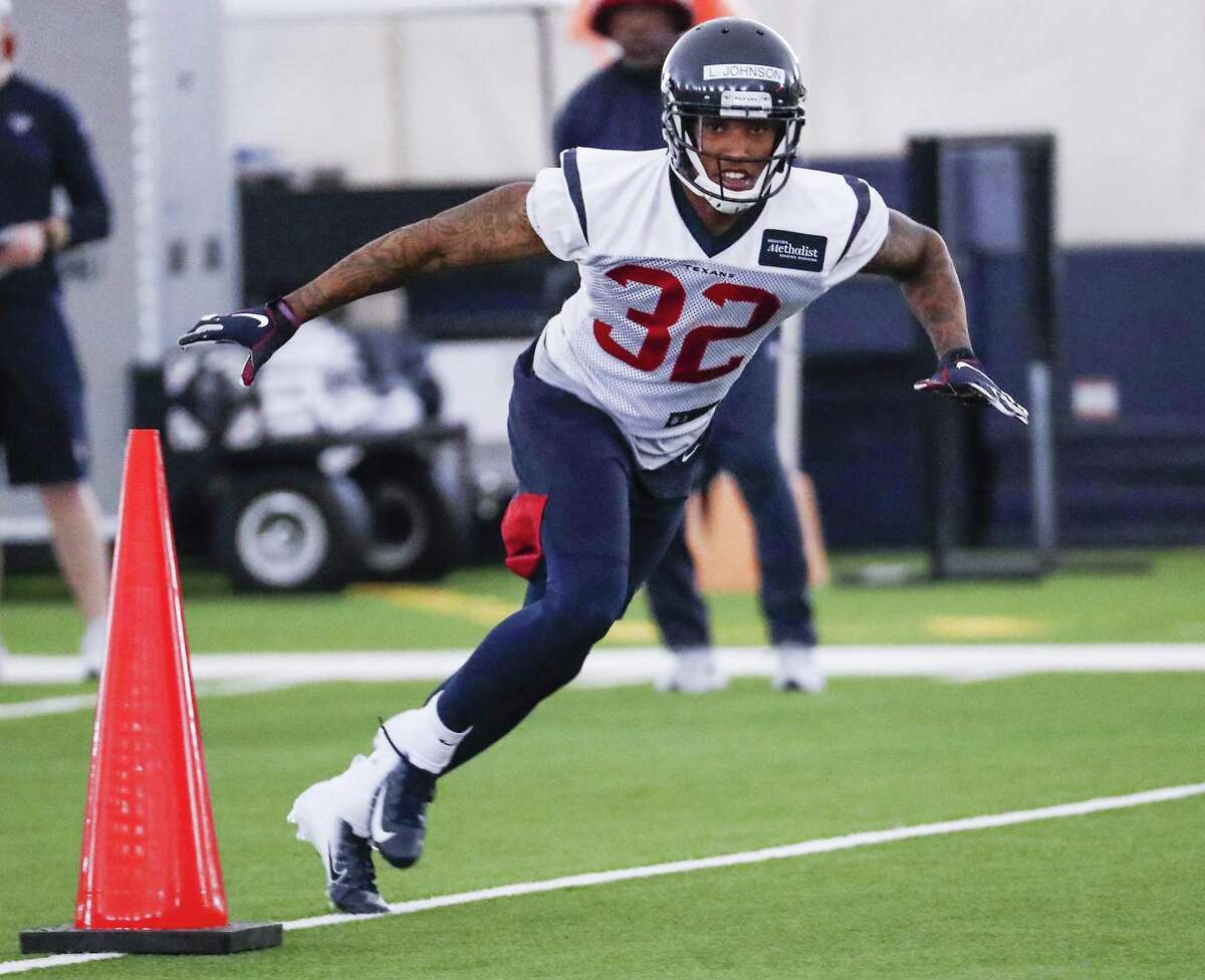 Rookie CB Lonnie Johnson Jr. is part of a retooled Texans secondary that includes two 2019 draft picks and four free agents.