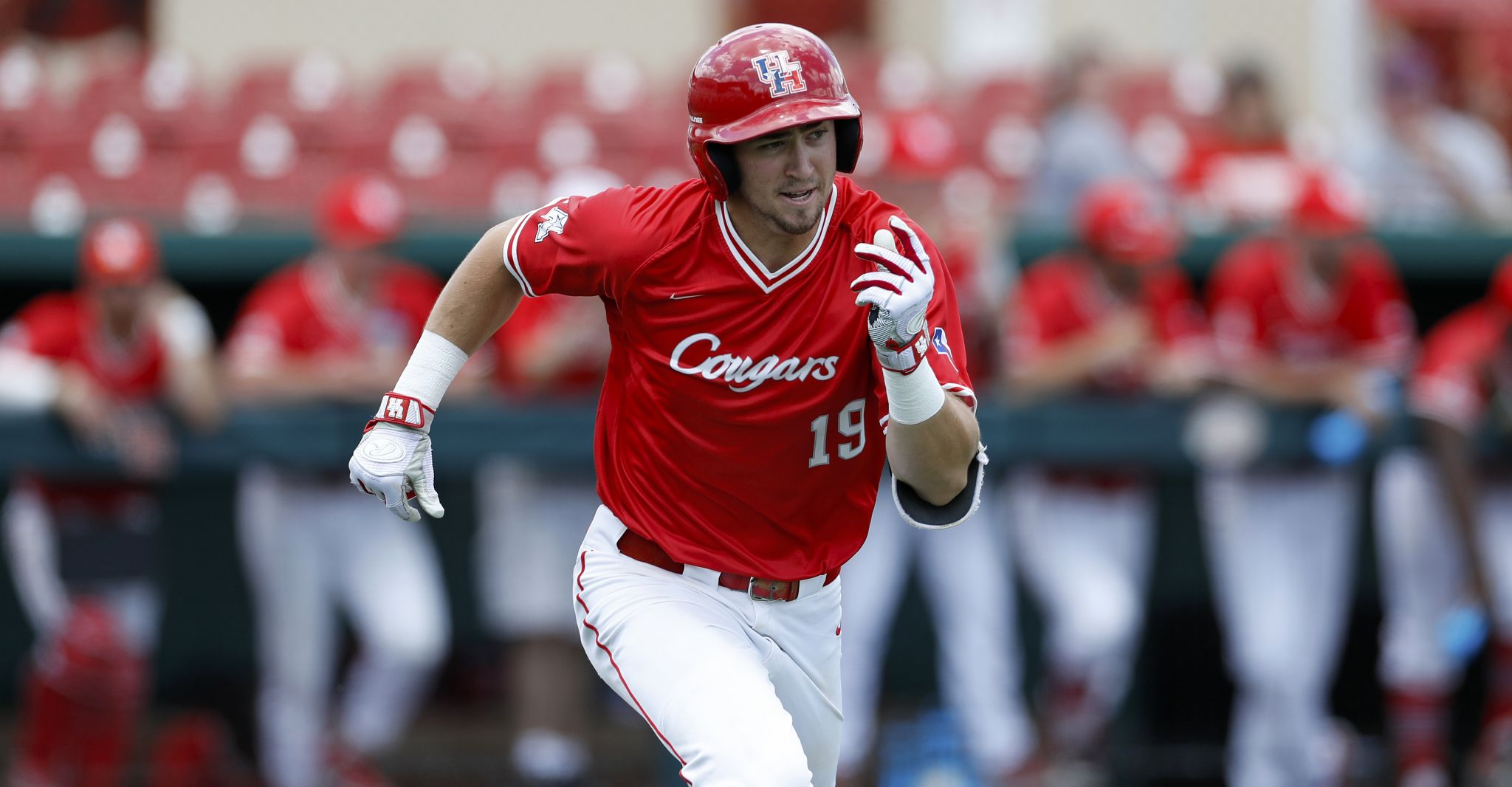 UH falls to UConn in AAC baseball tournament opener; elimination game next