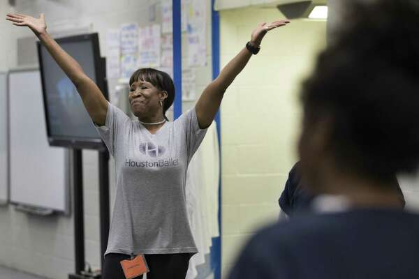 Arts allow young people in Harris County juvenile detention