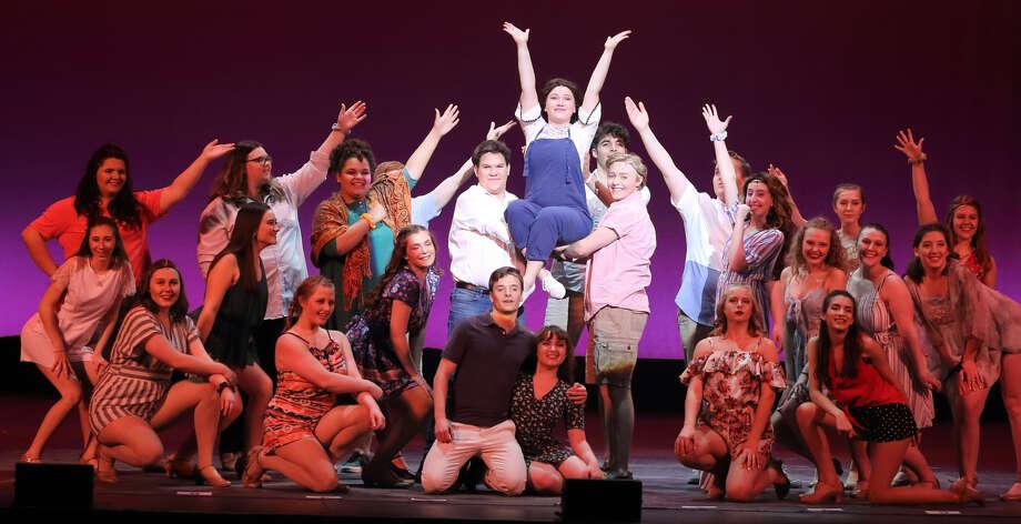 Mamma Mia!, Scotia Glenville High School Photo: Gary McPherson