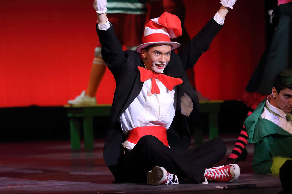 Seussical the Musical, South Glens Falls High School