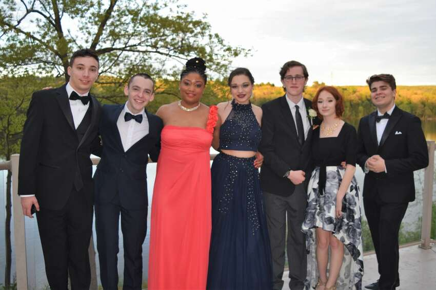 Milford's Jonathan Law High School held its prom at the Waterview in Monroe on May 11, 2019. Were you SEEN?