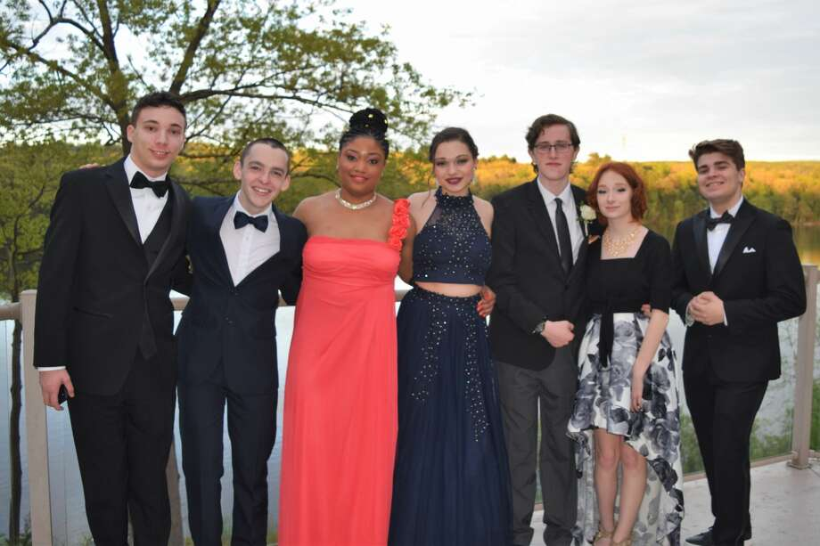 Milford's Jonathan Law High School held its prom at the Waterview in Monroe on May 11, 2019.  Were you SEEN? Photo: Karen Culp Coffey