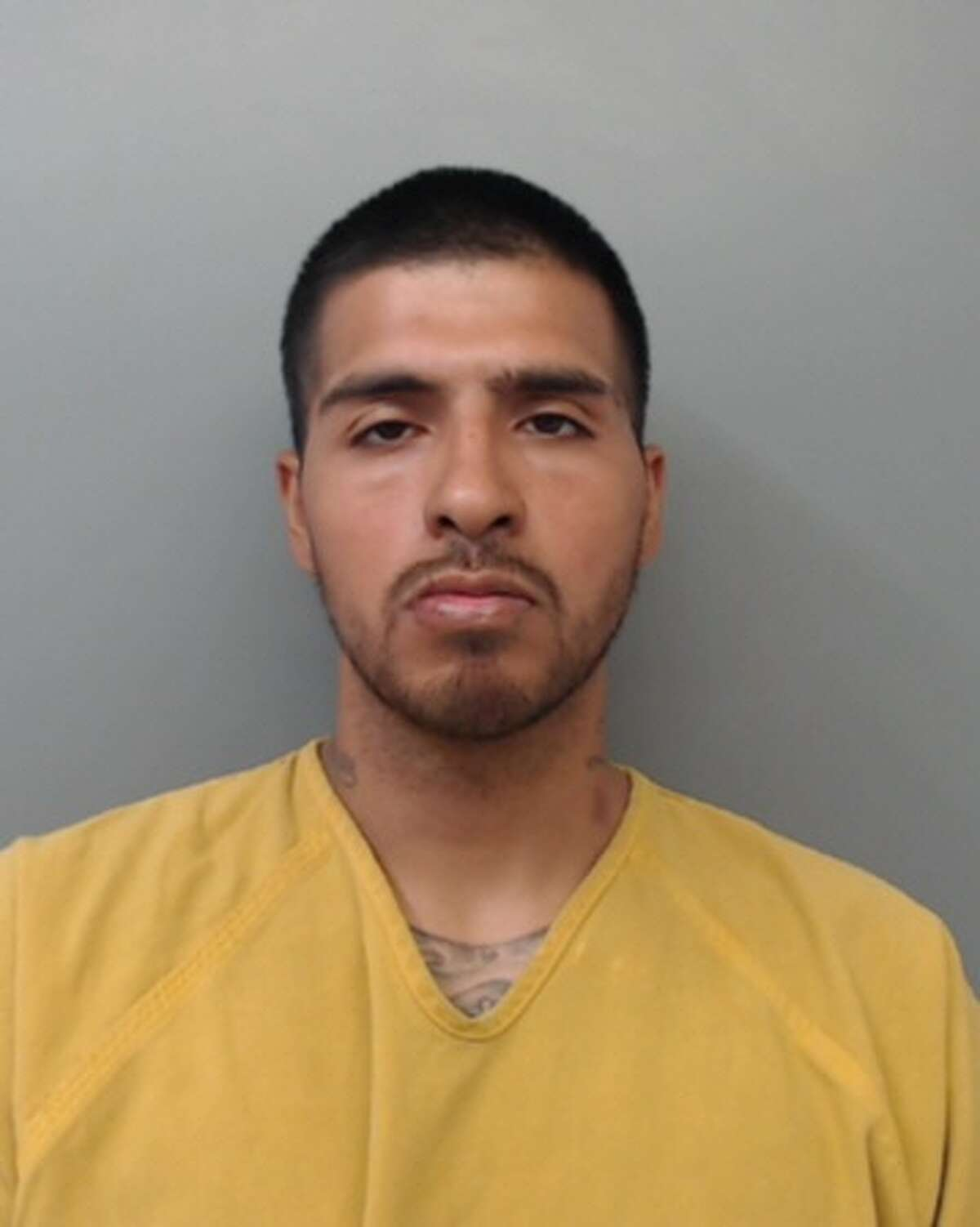 Raul Nieto Jr., 29, was charged with three counts of robbery.
