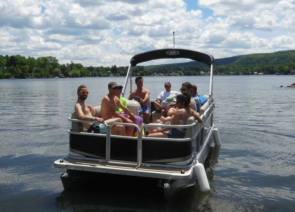 2. My favorite place in the world is Warners Lake where I have a small camp surrounded by family.