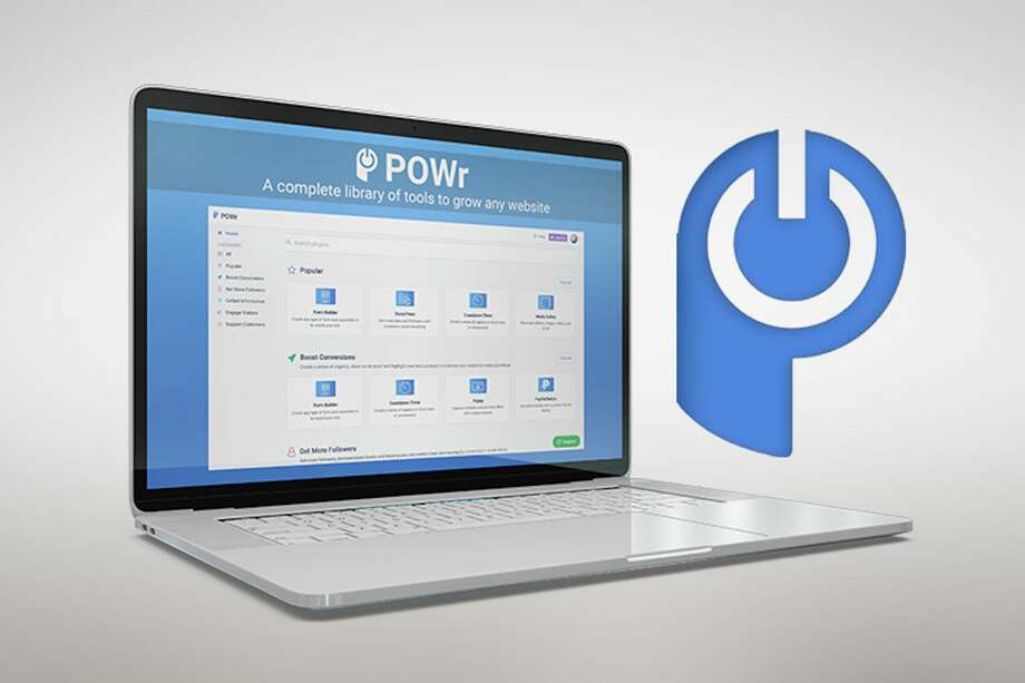 Grow Your Business With POWr's Website Plugins - Laredo